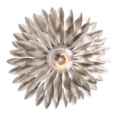 Broche-1-Light-Silver-Sconce-Antique-Silver-1