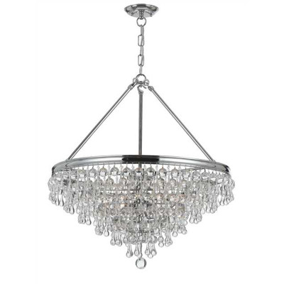 Crystorama-Calypso-6-Light-Crystal-Teardrop-Chandelier-3