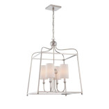 Libby Langdon for Crystorama Sylvan 4 Light Chandelier-2