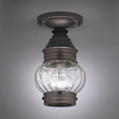 Onion Exterior Flush Mount Lighting