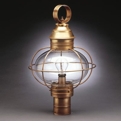 & Patti Bros Lighting and Furniture | Post Lanterns Boston Antique Brass azcodes.com