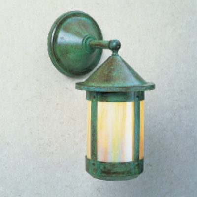 BB 7 Arts U0026 Crafts Wall Mount Lantern