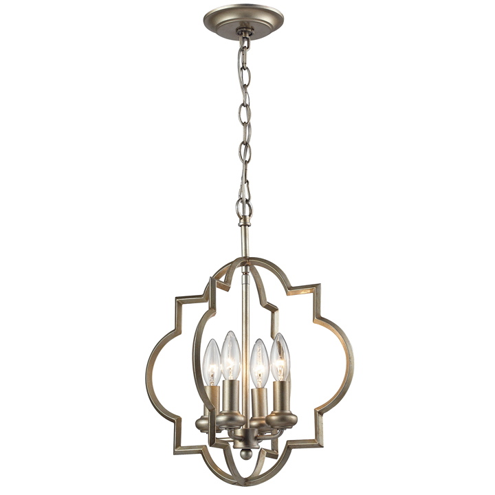Patti Bros Lighting and Furniture Carrollton Polished Nickel